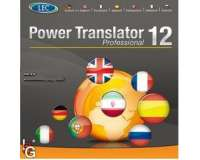 خرید پستی بهترین و کاملترین نرم افزار مترجم متن Power Translator 12.0 | نرم افزار ترجمه متن