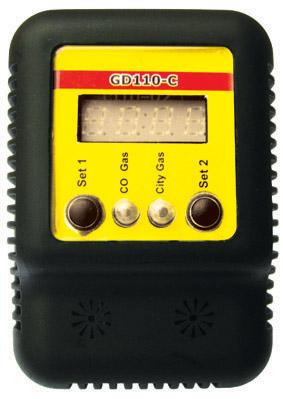سنسور نشت گاز با ساعت