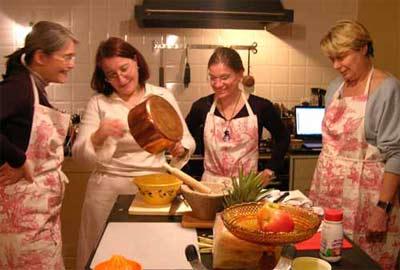 آموزش آشپزي و پخت غذاهاي بين المللي