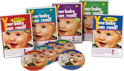 خرید بهترین آموزش زبان کودک Your baby can read