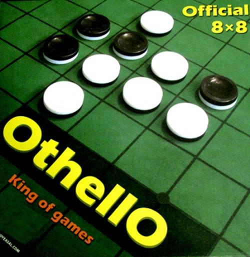 بازی فکری اتللو 8*8