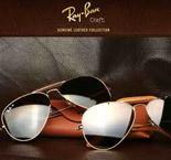 خرید عینک فوق العاده زیبا و جدید با طراحی مدرن | عینک آفتابی طبی و زیبا | خرید عینک اصل ایتالیا ری بن اصلی rayban