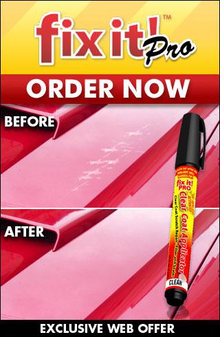 قلم خش گیر ماشین فیکس ایت پرو - Fix It Pro