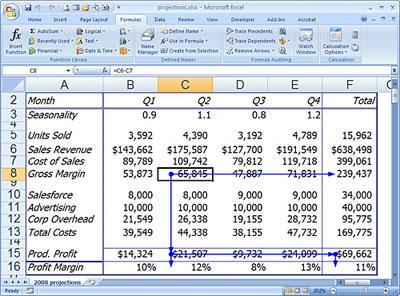 خرید پستی ارزان و بهترین نرم افزار آموزش پیشرفته توابع و فرمول های اکسل 2007