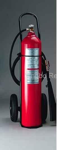 کپسول اتشنشانی گاز 12kg co2