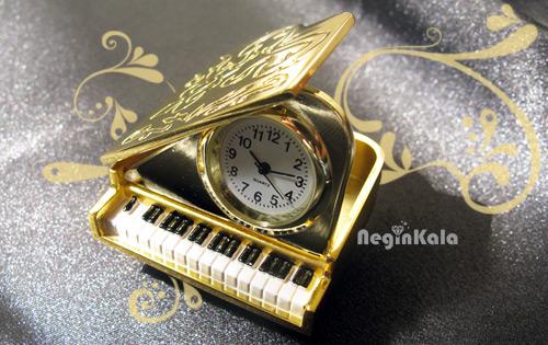 ساعت رومیزی Piano