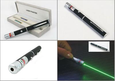 laser pointer لیزر پوینتر سبز رنگ نجومی