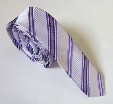 کراوات بسیار باریک دارای طرح های دوختی کد m15 مارک veitas