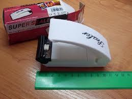 خرید پستی دستگاه دوخت پلاست خانگی