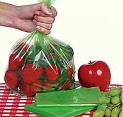 گرین بگز Green Bages نایلون نگهدارنده مواد غذائی برای طولانی مدت