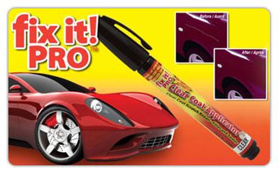 قلم خش گیر ماشین فیکس ایت پروFix It Pro
