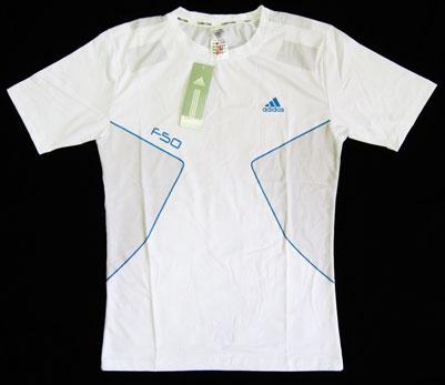 تیشرت آدیداس جدید تایلندی رنگ سفید سایز XL