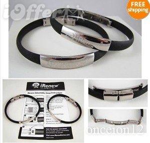 فروش عمده دستبند انرژی زا و آرامبخش IRENEW