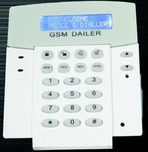 تلفن کننده سیم کارتی فایروال G5