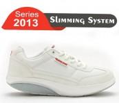 کفش لاغری پرفکت استپس 2013 سفید | کتونی لاغری perfect steps 2013