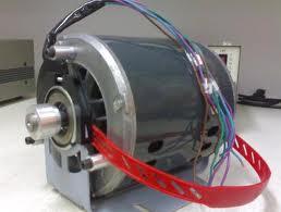 موتور دو دور فن کولر آبی