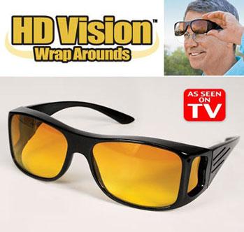 عینک دوقلوی اچ دی ویژن HD Vision اصل