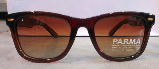 عینک آفتابی تروکالر برند PARMA محصول 2014 کانادا