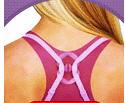 گیره و بست بند لباس زیر خانمها Cleavage Control Clip (پنهان کردن بند لباس زیر در مجالس و مکانهای ورزشی)