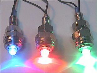 لامپ ال ای دی شبنما برای اتومبیل