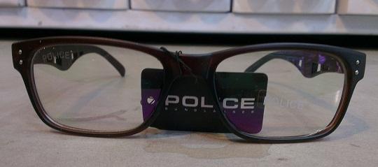 فریم عینک طبی پلیس Police اسپورت دو رنگ