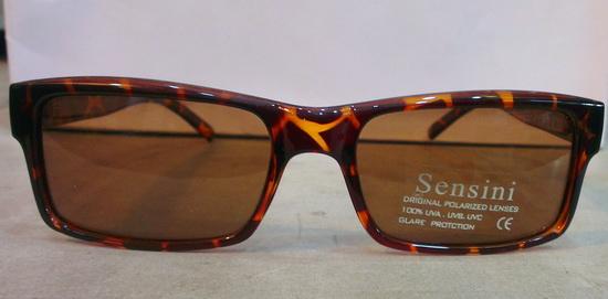 عینک آفتابی تروکالر برند Sensini محصول 2014 کانادا