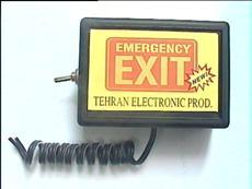 محافظ الکترونیکی کارت سوخت با هشدار دهنده