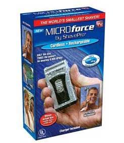 میکرو فورس Micro Force ( کوچکترین ریش تراش ضد آب میکرو فورس )