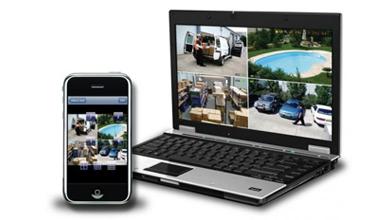 آموزش انتقال تصویر بر روی کامپیوتر و شبکه