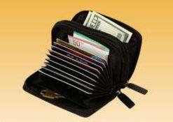 میکرو والت Micro Wallet (کیف پول و کیف کارتهای عابر بانک و کارت ویزیت )
