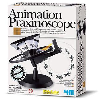 کیت ساخت پراکسینوسکوپ انیمیشنی