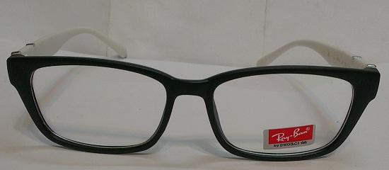فریم عینک طبی ری بن سفید دو رنگ