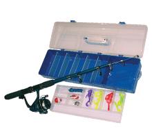 ست کامل ماهیگیری و آموزش ماهیگیری - اورجینال