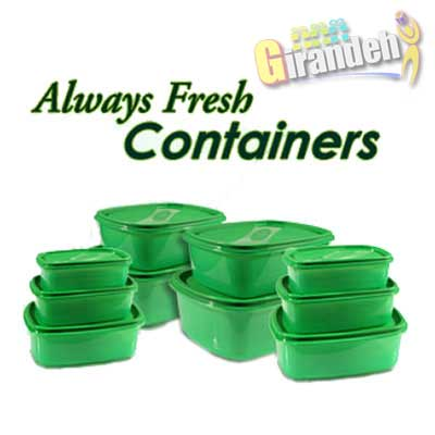الویز فرش کنتاینرز always fresh containers
