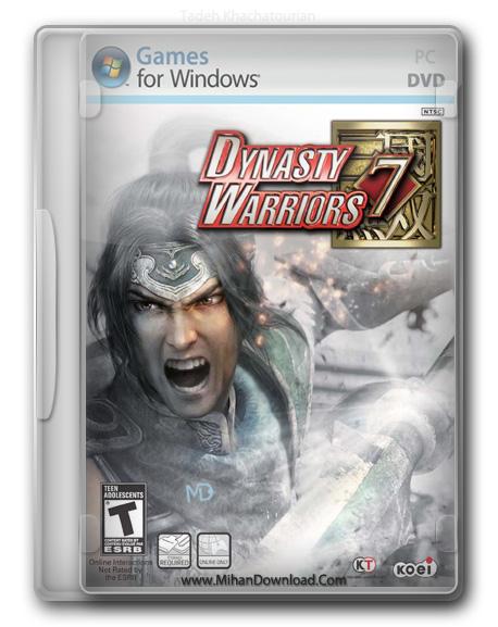 بازی dynasty warriors 7