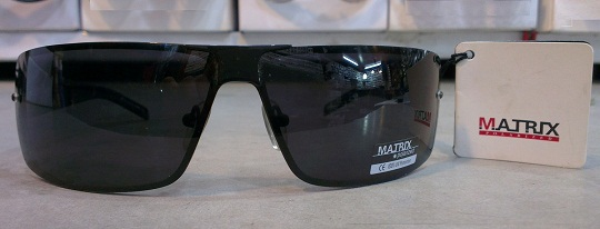 عینک ماتریکس مدل 120 دسته فلزی