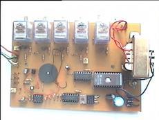 کیت دستگاه کنترلر ماشین لباسشویی برای دانشجویان مهندسی برق