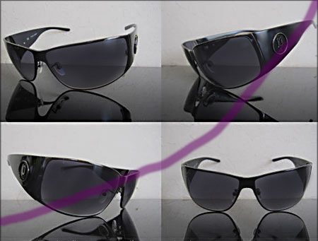 عینک POLICE مدل S8311