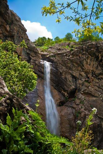 آبشار گویله، مریوان