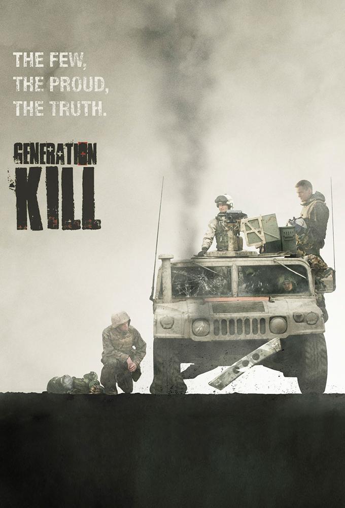 مینی سریال  Generation Kill