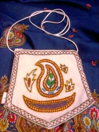 کیف زنانه پته (طرح بادبان)