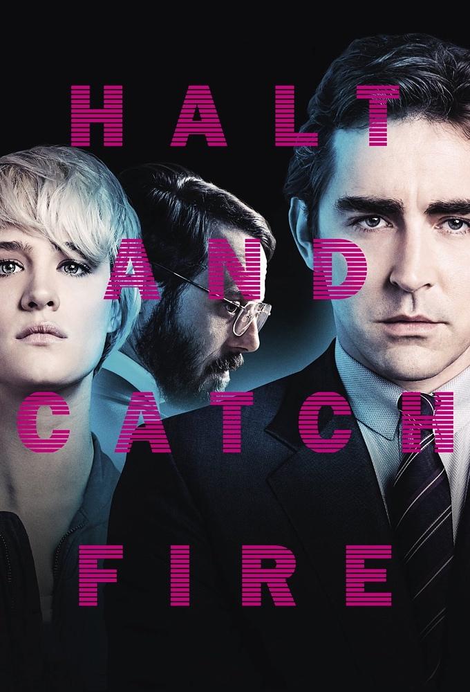 سریال halt and catch fire