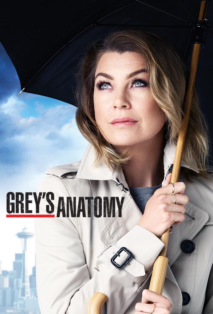 سریال  grey's anatomy
