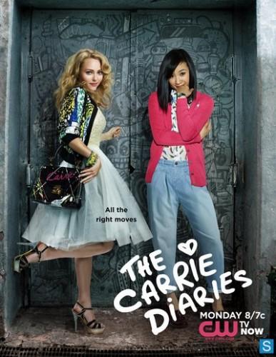 سریال the carrie diaries