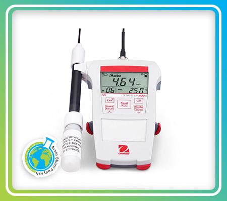 اکسیژن متر پرتابل مدل ST300D