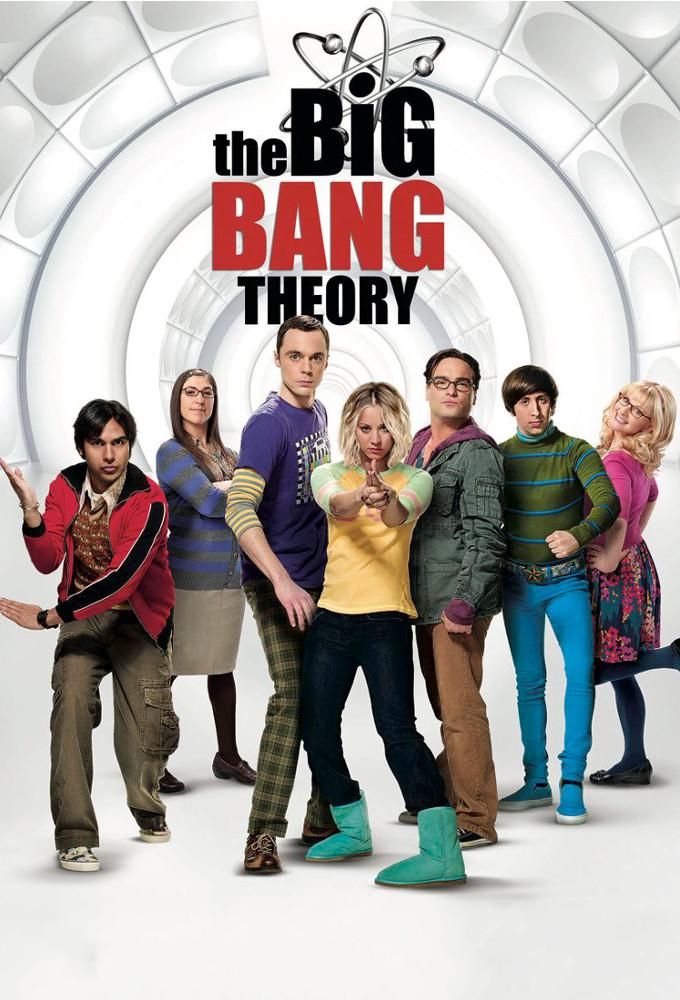 سریال  The Big Bang Theory