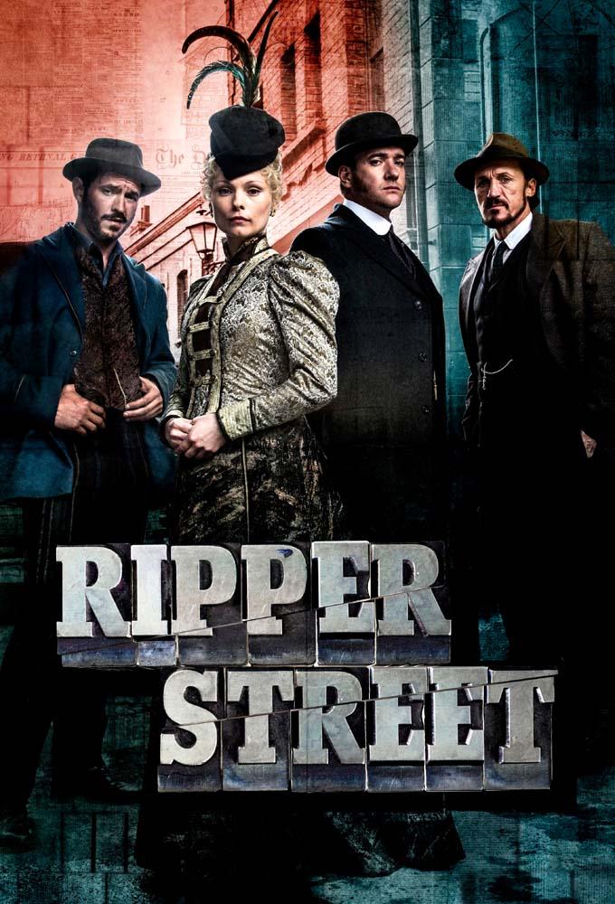 سریال  Ripper Street