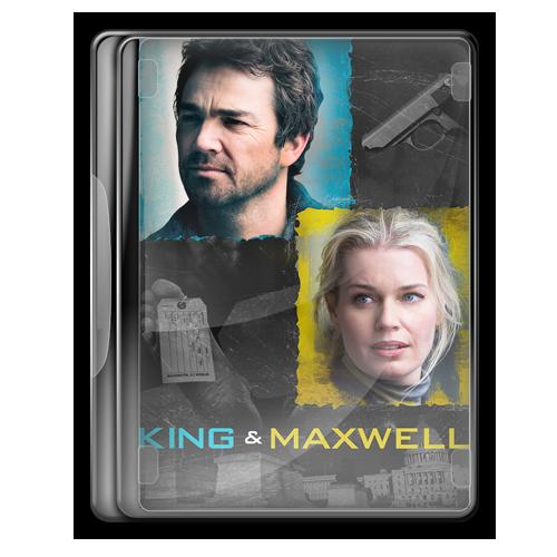 سریال  king and maxwell