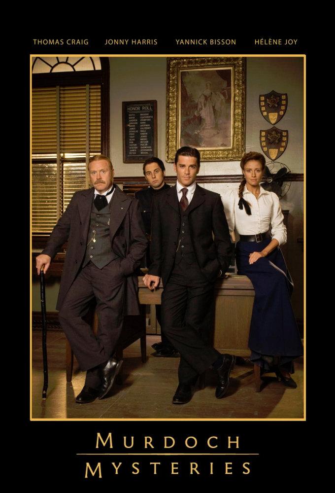 سریال Murdoch Mysteries
