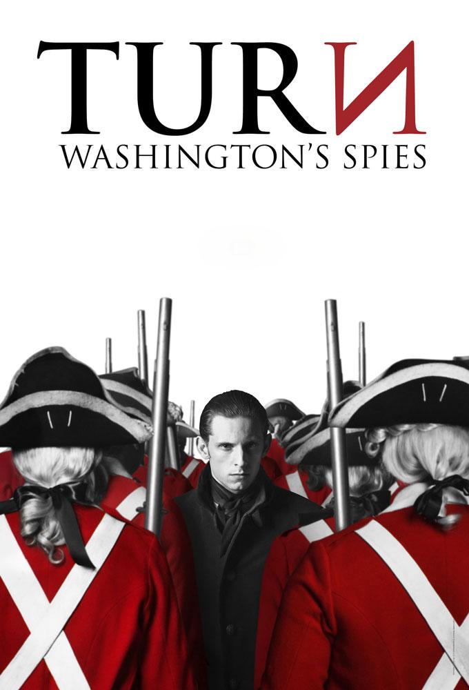 سریال  TURN: Washington's Spies